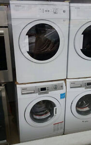 """Blomberg New  24"""" Washer & 24"""" Condensation Dryer Stackable"""