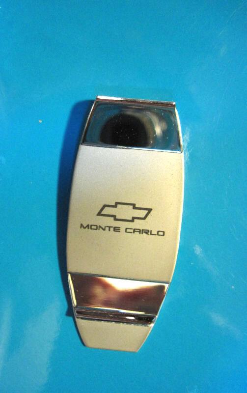 MONTE CARLO   -  money clip -