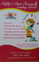 JEFFLYN'S HOUSE CLEANING AND LAUNDRY SERVICES