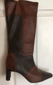 Women's Size 11 Leather Boots