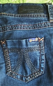 Seven Jeans Size 27 New