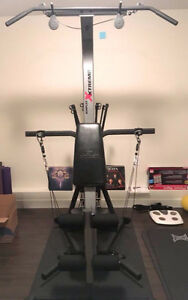 Bowflex Extreme well cared for!
