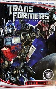 TransFormers - Dark Of The Moon (Movie adaptation)