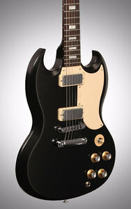 Gibson 2016 SG Special Faded 70's - Satin Ebony BRAND NEW