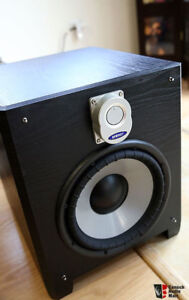 Excellent Condition Energy S10.3 800Watt Power Subwoofer Black