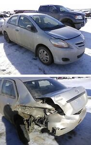 2007-2012 Toyota Yaris for parts