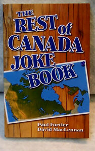 THE BEST OF CANADA JOKE BOOK West Island Greater Montréal image 1