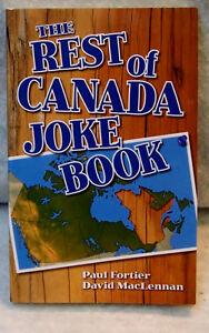 THE BEST OF CANADA JOKE BOOK