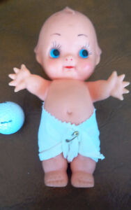 Vintage Kewpie Doll, Reliable