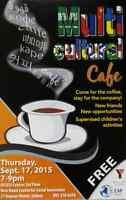 Multicultural Cafe