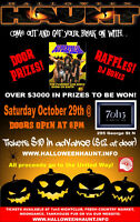 HALLOWEEN HAUNT for UNiTED WAY