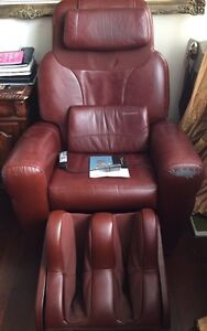 Humantouch HT-1650 reclining massage chair (negotiable)