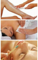Waxing Full body $75, Threading, Laser Hair, Suagring,Facial