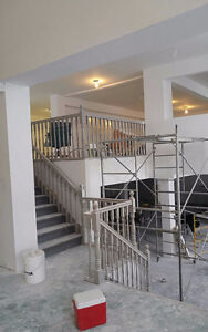 Drywall, Mudding, Taping, and Painting Cambridge Kitchener Area image 1