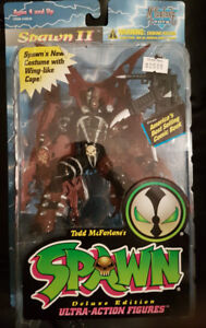 McFarlane Spawn action figures and others
