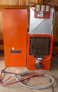 Valley Comfort MP80 Wood Electric Furnace