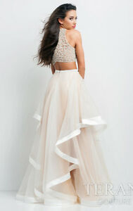 Terani Couture 2pc Prom Dress