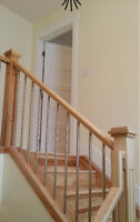 STAIRS PROFESSIONAL INSTALLATION FINISHING CARPENTER INSTALLER