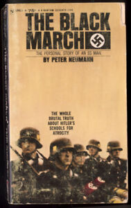 Two WW II Books Black March Stuka Pilot