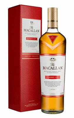 The Macallan Classic Cut 2019 Edición Limitada, Destilado, Whisky,