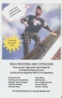 SOLO ROOFING & EXTERIORS