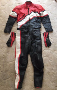 Racing Suit Red