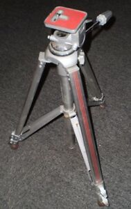 Professional photographic tripod