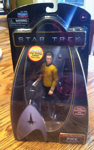 FIGURINE STAR TREK ACTION FIGURE PIKE
