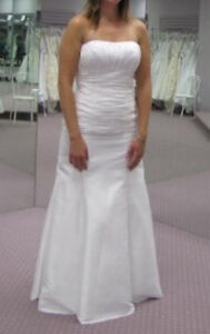 Size 12 Beautiful Wedding Dress $300 OBO