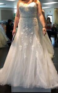 Sophia Tolli Wedding Dress for Sale