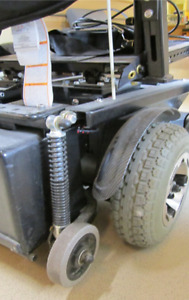 2012 Ranger 904S  Electric wheelchair