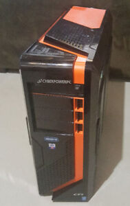 CYBERPOWER ZEUS GAMING TOWER PC
