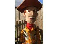 36 inch toy story woody rare item
