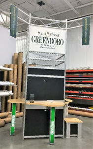 Trade Show Display-OCTANORM TOWER