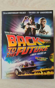 Back to the Future 25th Anniversary DVD set