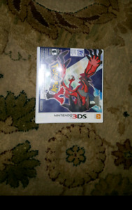 SELLING POKEMON Y FOR 3DS!!!!!!!!!!!