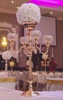 Beautiful Wedding & Event Centrepieces Backdrops & Wedding Decor