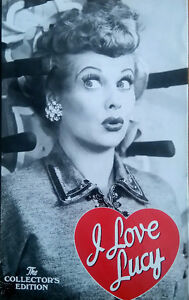 I Love Lucy - The Collectors Edition VHS 1987 17 episodes on VHS