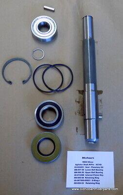 Hobart M802 Mixer Agitator Shaft Repair Kit Shaft W-pin 65749-00-024651 Oil-seal