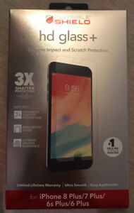 Brand New Glass Screen Protector