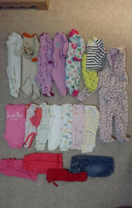 6 Month Clothing Lot!