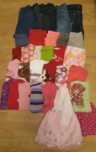 GIRLS 3T/4T CLOTHES