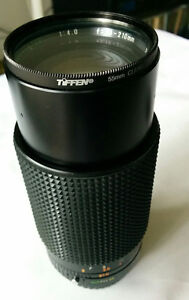 Sears 70-210mm F4.0 with 55mm Clear Filter London Ontario image 4