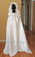 Full Length Bridal Cape – for Rent