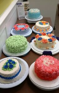 Cake Decorating Classes Mississauga