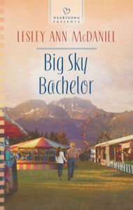 Big Sky Bachelor Book by Lesley Ann McDaniel