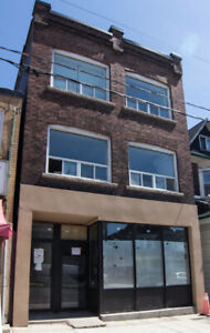 Giant Live-Work, 2 Bedroom, 1600 sq. ft. apartment leslieville!