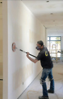 Drywall sanding service available along with many others