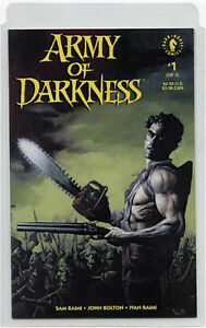 Army of Darkness (1992 1st Series by DARK HORSE COMICS) #1 NM