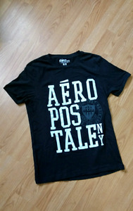 Brand New Black Aeropostale T-shirt (size medium)